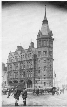 Prudential Tower 1903,Kingston Upon Hull.