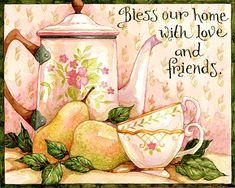 Diane Knott / Abundant Friendship / February 2016