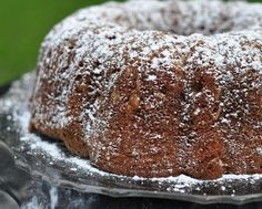Old-Fashioned Black Walnut Chocolate Cake