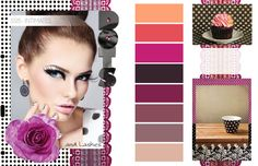 Dots and Lashes, intimates color trends, spring summer 2015 color trends, magenta and neutrals color trends-Blog coming soon