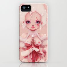 No pink anymore... iPhone Case by Ludovic Jacqz | Society6