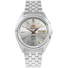 Orient reloj - reloj automático con fecha y día - FEM0401TK9