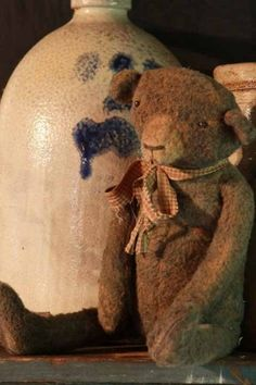 Sweet Teddy...by Stacee Droit.