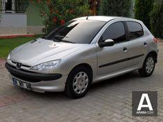 Peugeot 206 1.4 XR UYGUN FİYATA