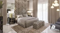 decorating ideas bedroom in UAE
