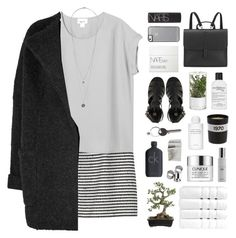 """i just liked your tattoos"" by f-4bulous ❤ liked on Polyvore featuring Monki, Burberry, River Island, Danielle Foster, Christy, NARS Cosmetics, Crate and Barrel, philosophy, Clinique and Bella Freud"