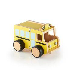 Guidecraft Plywood School Bus - G7511