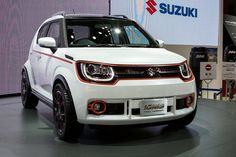 If it makes production, expect the 2016 Suzuki Ignis Trail to be powered by the same 1.0-liter engines as the regular car