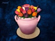 tulipány - foto postup December