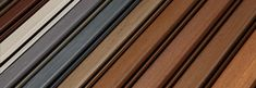 Which decking material is best? TimberTech & AZEK have been making composite decking products for decades. Our unique PVC formulations mimic wood minus the upkeep.