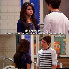 wizards of waverly place // pinterest: morgangretaaa