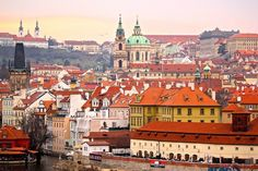 Prague Bucket List