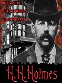Amazon.com: H.H. Holmes: America's First Serial Killer: John Borowski: Amazon Instant Video