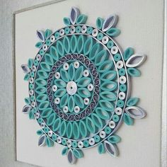 12 Awesome Paper Quilling Jewelry Designs To Start Today – Quilling Techniques Arte Quilling, Paper Quilling Flowers, Paper Quilling Jewelry, Paper Quilling Patterns, Quilled Paper Art, Quilling Paper Craft, Paper Crafting, Quilling Ideas, Toilet Paper Roll Art