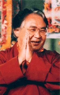 Sogyal Rinpoche- my fav photo of him, have it at home