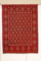 Rauhamäen verkkoryijy Rya Rug, Wool Rug, Textile Patterns, Finland, Graphic Design, Rugs, Home Decor, Farmhouse Rugs, Decoration Home