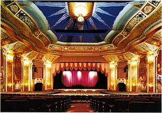 Paramount Theatre in Aurora, IL - Home to a critically acclaimed Broadway series, this lovingly restored Art Deco movie palace presents live entertainment by world-class performers, plays, touring musicals and other special events.