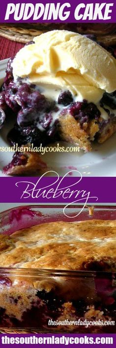 Fresh blueberry pudding cake is so good with ice cream on top. Blueberry pudding cake makes a great dessert your family and friends will love. Blueberries are one of my favorite foods and they are …