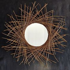 Twig Mirror #WilliamsSonoma