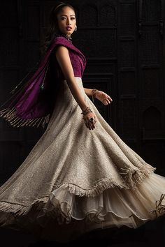 Indian Fashion | Tarun Tahiliani | Bridal leghna | Indian Wedding | Bridal Wear