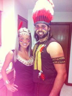 Couple's  Halloween Costumes