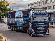 IFL Night Fighter Volvo | powered by www.truck-pics.eu | Flickr