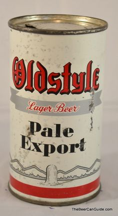 Old Style pale export