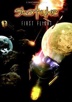 #Starhyke: First Flight #4d attraction film