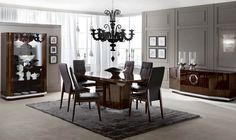 Torino Dining Room by ALF