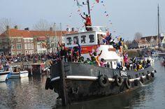 Intocht Sinterklaas in Middelburg
