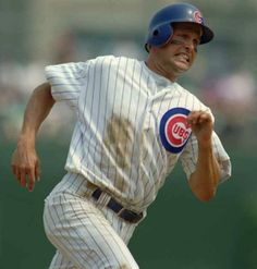 My favorite former player ❤ Chicago Cubs Baseball, Cardinals Baseball, Cubs Players, Baseball Players, Mark Grace, Cubs Gear, Cubs Win, Go Cubs Go, American Games