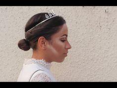 Ice Queen Tutorial - Halloween/Fancy Dress | Aine's Wardrobe