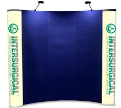 pop up stand from discountdisplays #exhibition stand