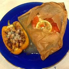 For those happen to cook in the DR.. I just tried this recipe with Merro (a local fish).  Absolutely amazing!  Tilapia en Papillote (Tilapia in Parchment) Recipe
