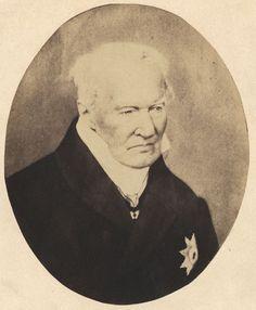 Alexander von Humboldt photo 1857 - Alexander von Humboldt Photograph in his later years