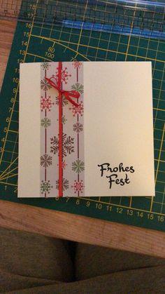 #weihnachten #weihnachtskarten #basteln #selbstgemacht #frohesfest