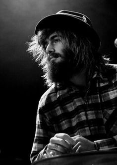 Angus Stone (Lady Of The Sunshine) - I would like to be him for a day or two.... (only to see how that beard feels ;)) by maggie