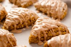 Its that time of year again, Pumpkin Scones!