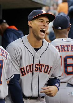 Houston Astros-- George Springer