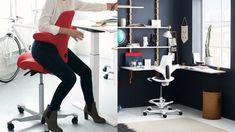 Hag Capisco Puls: la sedia a forma di sella E Design, Home Office, Stationary, Amazon, Shape, Heart Rate, Amazons, Riding Habit, Office Home