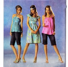Sewing Pattern Burda Young Fashion 7912 by allthepreciousthings