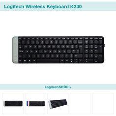 Logitech Wireless Keyboard K230