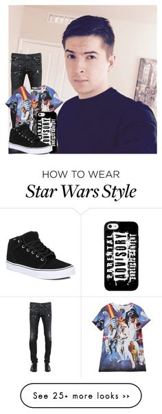 """--& I call the shots"" by y0ur-infinity-an0ns on Polyvore featuring Dsquared2, ElevenParis and Vans"