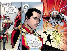 Harley Quinn Challenges Shazam To A Fight (Injustice Gods Among Us) 3