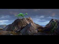 The Good Dinosaur - Tráiler en Español - YouTube