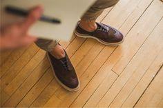 HAVEN   Step Inside 2014 Footwear Editorial