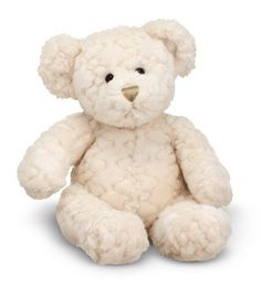 Melissa & Doug Pearl Bear by Melissa & Doug. Save 38 Off!. $9.32. From the Manufacturer                A gem of a bear. Pearl features short-pile white plush--but there's no shortage of softness in this velvety stuffed animal. High-quality construction and materials and super-cuddly textures make Pearl an heirloom-quality teddy that any child would treasure. Surface washable.                                    Product Description                Melissa & Doug Pearl BearA gem of a bear. ...