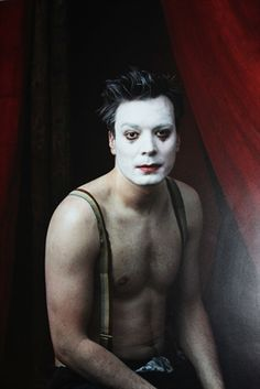 Jimmy Fallon (in Clown Face) by Annie Leibovitz on artnet Auctions