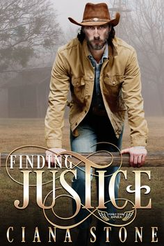 Finding Justice by Ciana Stone. Heartwarming and fun romantic tale. Free! http://www.ebooksoda.com/ebook-deals/finding-justice-by-ciana-stone