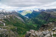 THE TREK TO THE HIGHEST POINT IN GEIRANGER – DALSNIBBA…(AND THE BEST VIEW OF THE GEIRANGERFJORD)